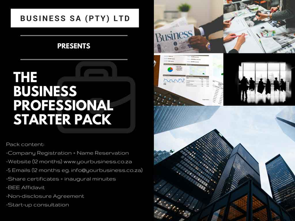 Business Professional Starter Pack